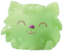 Purdy figure scream green
