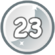 Level 23 icon