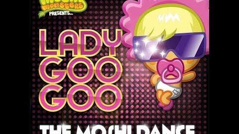 Moshi Monsters - Lady Goo Goo's ''The Moshi Dance'' Music Video..
