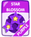 Purple Star Blossom