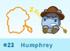 Humphrey moshi bandz