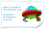 Zoshling ship quiz