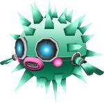Katsuma Unleashed Robot Moshling Blurp