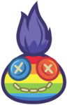 Vivid Beanie Blob 1