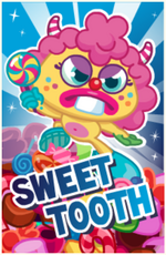 Sweet Tooth Wall Art