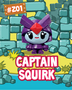 Countdown card s5 captain squirk