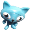 Sooki Yaki figure brilliant blue