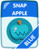 Blue Snap Apple