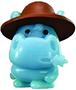 Humphrey figure voodoo blue