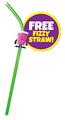 Fizzy straw