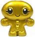 Hansel figure gold