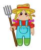 Cuddly Farm Girl