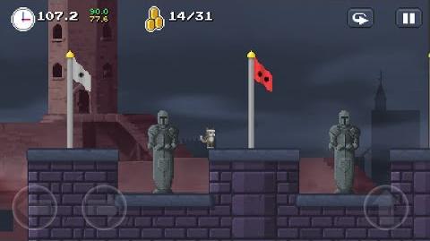 Mos Speedrun 2 – Level 4-2 – Knights Room