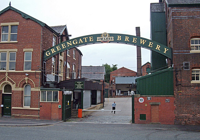 File:Gateway to the Greengate Brewery.jpg