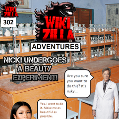 Nicki decides that she needs to become more beautiful, so she finds a shifty scientist without any confirmed credentials and undergoes an experiment to make her more beautiful.