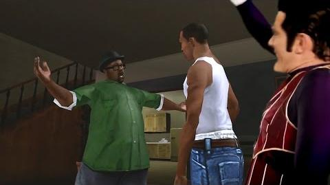 We Are Number One but Big Smoke is a complex man