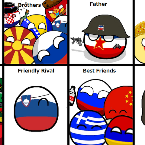 The My Country Polandball Meme, made by MosuFan