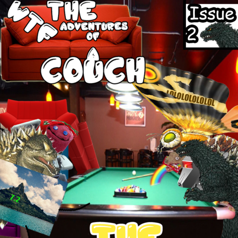 Couch-Man, <a href=