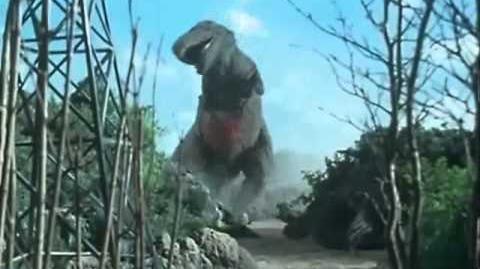 Dancing Dino!!!