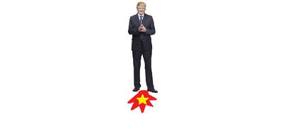 Trump Missile