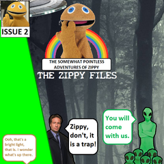 Zippy befriends <a href=