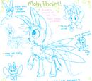 Moth Ponies Wiki