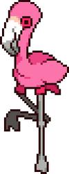 Enraged Flamingo