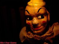 http://www.whyifearclowns.net/there-is-nothin-sinister-scary-vintage-puppet-head-clown-821