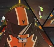 Character Foxy Helmet