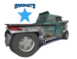 Bracket's Pickup