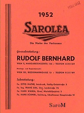 Datei:Sarolea Prospekt 1952 Rudolf Bernhard.JPG