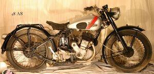 Sarolea 350 48AS mit A4 Motor I