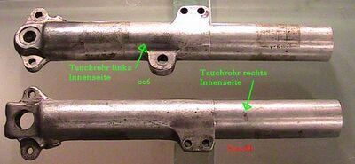 Sarolea Telegabel Einzelteile Tauchrohr links und rechts.JPG