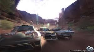 Three Rallycars