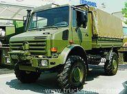 Unimog u3000-u5000 military 12581