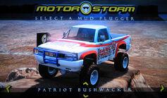 Mudplugger Bushwacker MV
