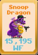 Snoop Dragon (Gold Card)
