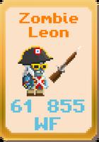 Zombie Leon