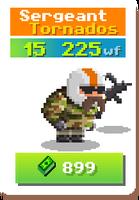 Sergeant Tornados