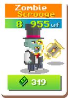 Zombie Scrooge