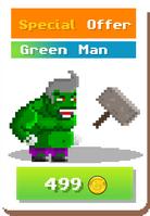 Green Man (new)