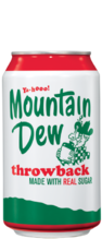 MtDew Throwback 12oz
