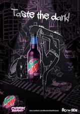 Dark Berry Romania Poster