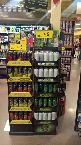 File:New Mountains Dew Spiked and Label Series Displays.jpeg