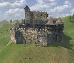 Derchios Castle