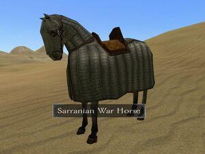 SarranianWarHorse