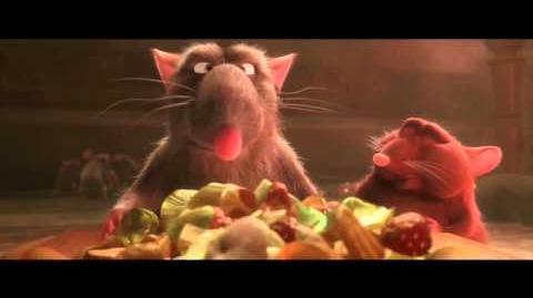 Ratatouille 2007 - Theatrical Trailer