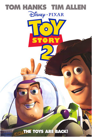 File:Toy Story 2 Poster 1 - Woody and Buzz.PNG
