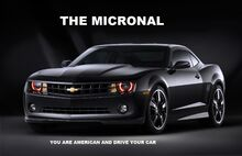 The micronal poster
