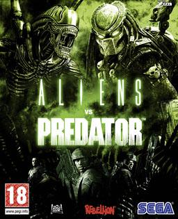 Aliens vs Predator cover